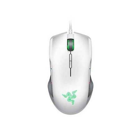 RAZER LANCEHEAD TOURNAMENT - 16.000 DPI MERCURY EDITION (BRANCO)