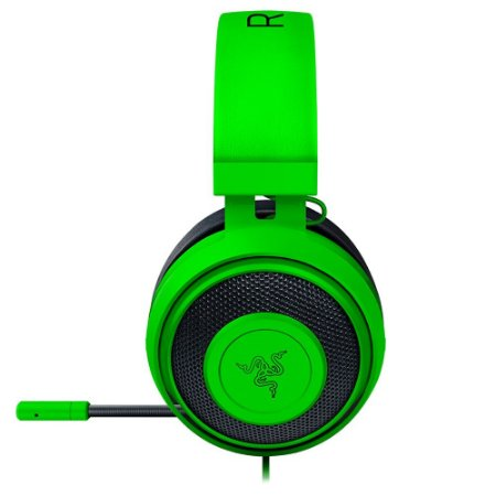 RAZER KRAKEN PRO V2 GREEN OVAL ( PS4, PC e MAC )