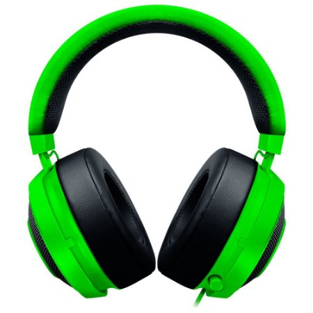 RAZER KRAKEN PRO V2 GREEN COM MIC ( PS4, PC e MAC )