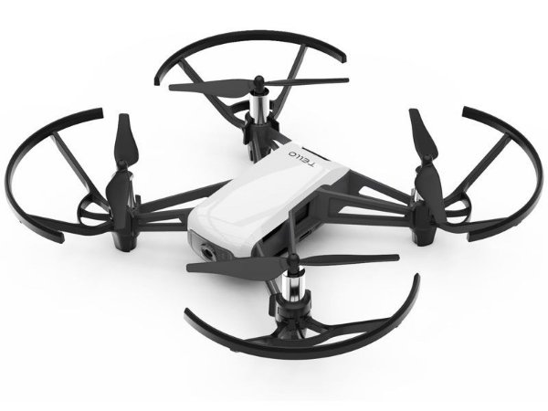 DRONE DJI CP.TL.00000017.01 TELLO BOOST COMBO ARCTIC WHITE