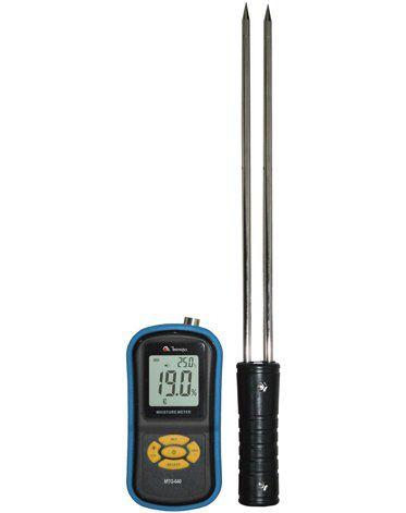 Medidor de Umidade de Grãos - Minipa MTG-640