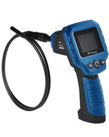 "Boroscópio - Camera de Inspeção 9 mm - Display LCD 2,4"" / Interface RCA - Minipa MBR-240"