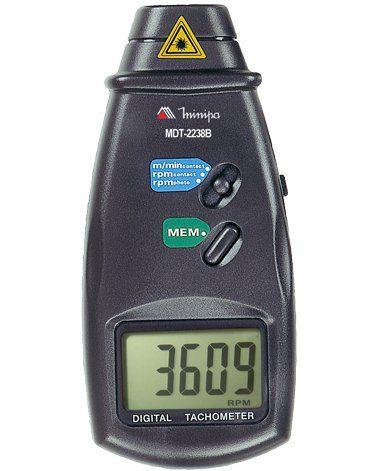 Tacômetro Foto/Contato - Minipa MDT-2238B
