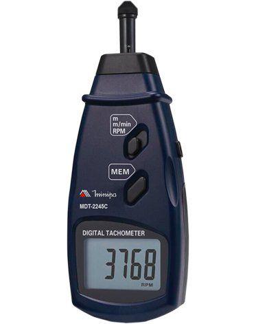 Tacômetro de Contato - Minipa MDT-2245C