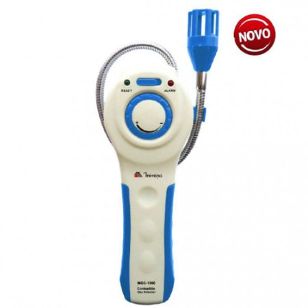 Detector de Gás Combustível - Minipa MGC-1000