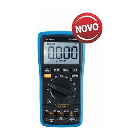 Multímetro Digital CATIII 3 1/2 Dig. - Minipa ET-1639A
