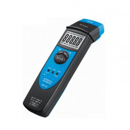 Tacometro Digital Minipa Mat-100 Automotivo Rpm Memoria E Alarme - Minipa MAT-100