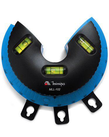 Medidor de ângulos a laser - Minipa MLL-102