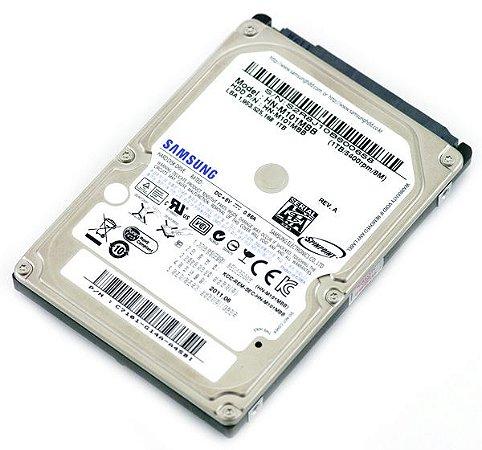 HD 1TB SAMSUNG PARA NOTEBOOK HN-M101MBB/EX2