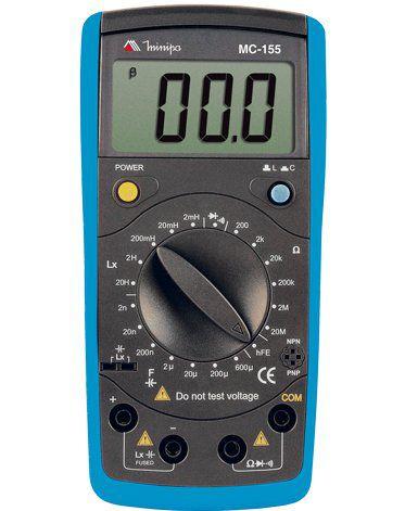 Medidor LCR - Minipa MC-155