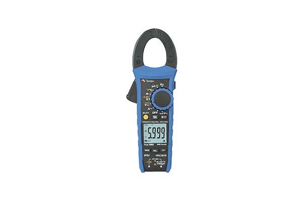 Alicate Amperímetro Digital 6.000 contagens/ CAT IV 600V/  True RMS/ 600 ACA/ CAP/ TEMP/ Sequência de fase/ IP54/ Teste de queda 2m - MINIPA HDC3010