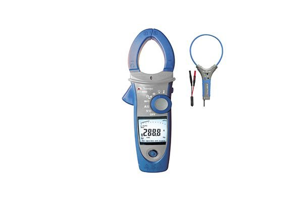 Alicate Wattímetro Amperímetro C/ Garra flexível CATIV - MINIPA ET-4095