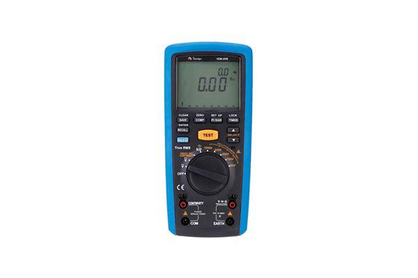 Multímetro Megômetro/ Tensão, Corrente, capacitância, frequência. Resistência de isolação 200GΩ - MINIPA HDM2500