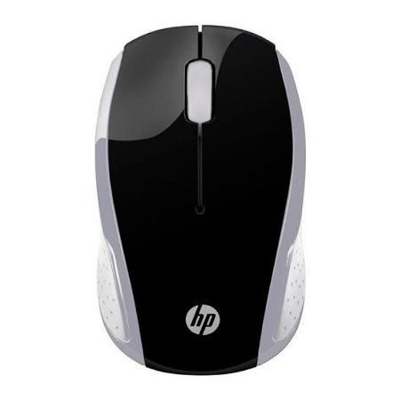MOUSE SEM FIO HP X200 OMAN CINZA