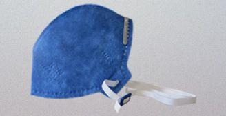 Máscara Descartável KSN N95/PFF1 - 10.01 - PFF1S