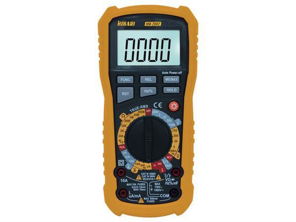 Multimetro Digital Hikari HM-2082