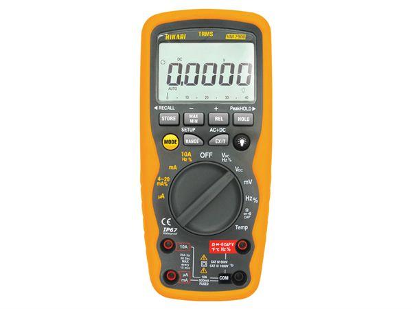 Multímetro Digital Hikari HM-2900