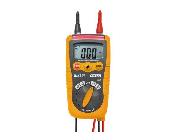 Multimetro Digital Hikari HM-220