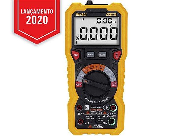 Multímetro Digital Hikari HM-2800