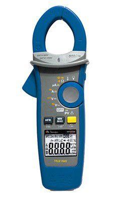Alicate  Amperimetro Fotovoltaíco CAT IV Minipa  HFV4100