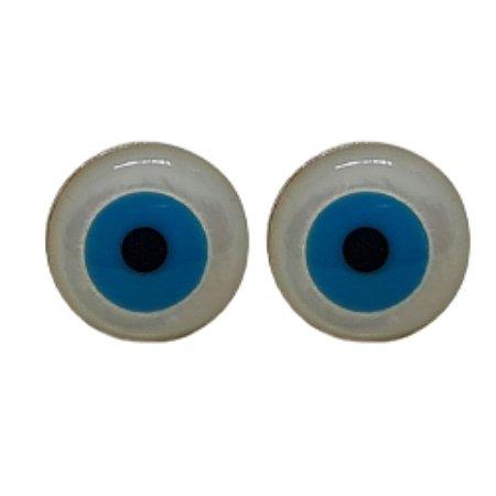 Brinco Olho Grego Pequeno