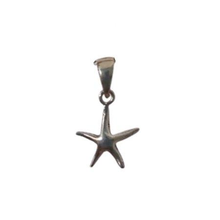 Pingente mini estrela do mar