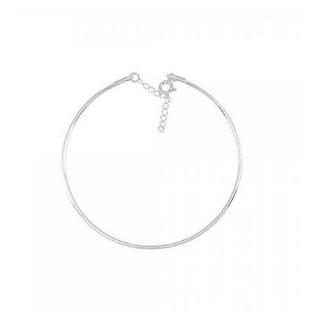 Bracelete Corrente Prata 925