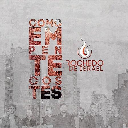 """Novo CD """"Como em Pentecostes"""" Rochedo de Israel"""