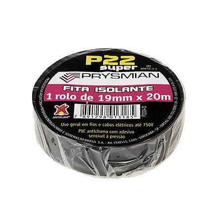 Fita Isolante P22 19x20MT Prysmian