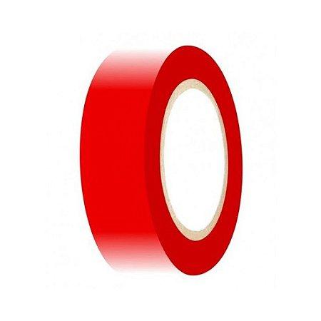 Fita Isolante Vermelha 19x20MT