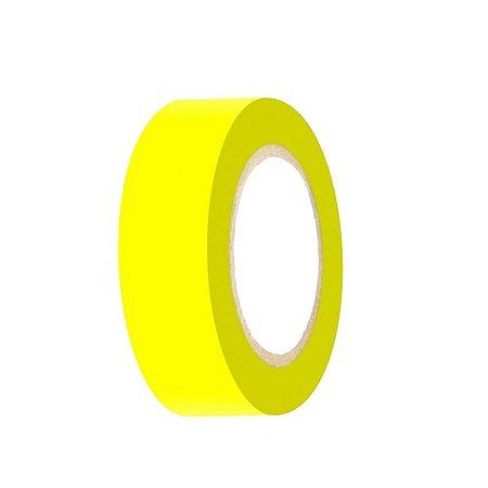 Fita Isolante Amarela 19x20MT