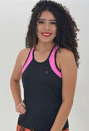 Camiseta Fitness Feminina Eva