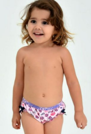 Calcinha Andrely Infantil