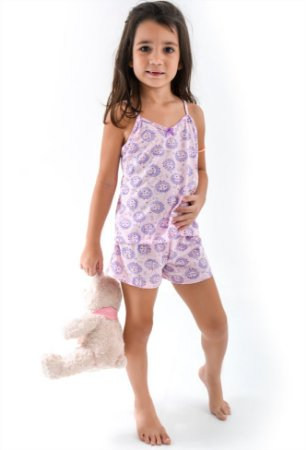 Short Doll PV Fechado - Infantil