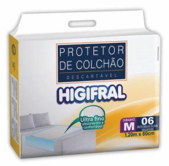 PROTETOR DE COLCHÃO HIGIFRAL