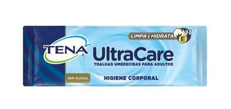 TOALHA UMEDECIDA TENA - TAMANHO ÚNICO - 40 UNIDADES