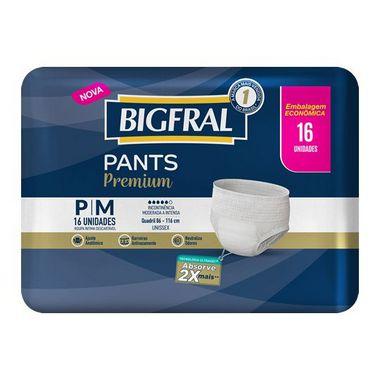 ROUPA ÍNTIMA BIGFRAL PANTS PREMIUM - 16 unid.