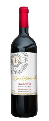Vinho Dom Bernardo Syrah 750ml