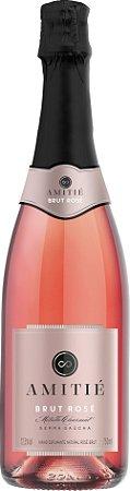 Espumante Amitié Brut Rosé 750ml