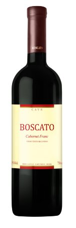 Vinho Boscato Cave Cabernet Franc 750ml