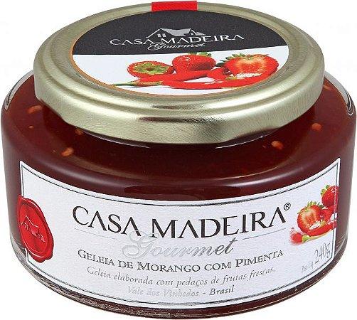 Geleia Gourmet Morango com Pimenta 240g