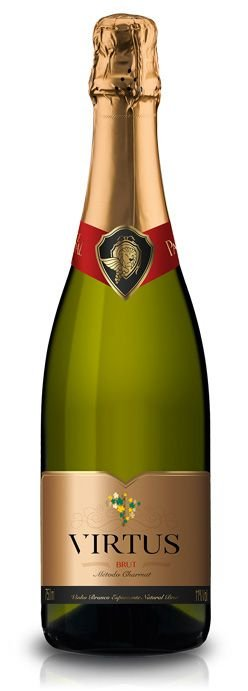 Espumante Virtus Brut 750ml