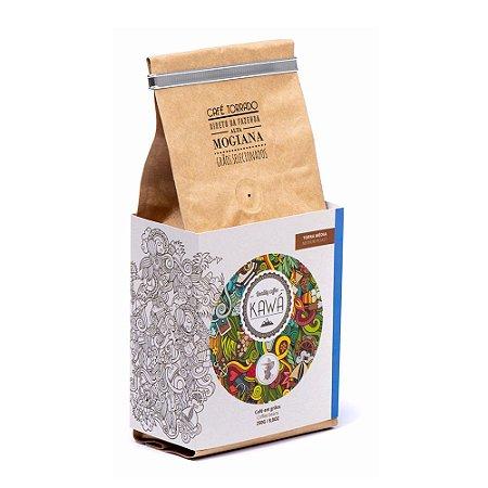 Café Kawá em grãos 250g