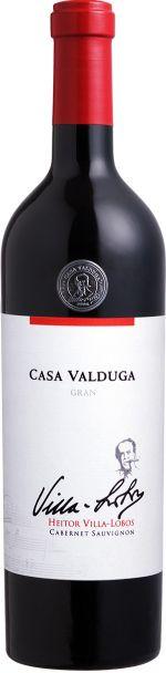 Vinho Gran Villa-Lobos Cabernet Sauvignon 750ml