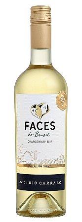 Vinho Lidio Carraro Faces do Brasil Chardonnay 750ml