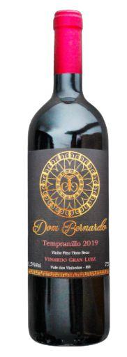 Vinho Dom Bernardo Tempranillo 750ml