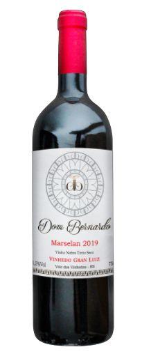 Vinho Dom Bernardo Marselan 750ml