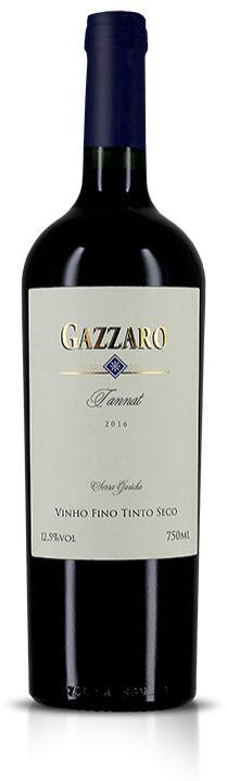 Vinho Gazzaro Tannat 750ml