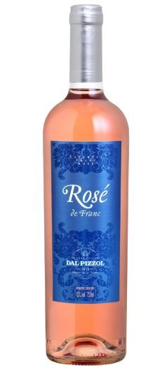 Vinho Dal Pizzol Rosé de Franc 750ml