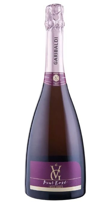 Espumante Garibaldi VG Brut Rosé 750 Ml